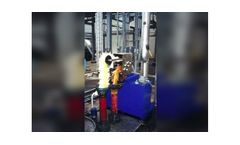 Oil skimmers for petro chemical industry