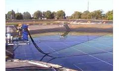 Barracuda - Model 3 - Rope Mop Oil Skimming System