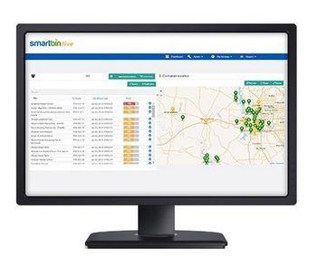 SmartBin Live - Route Optimization Software