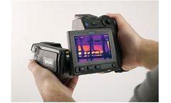 Ti Thermal Imaging - Model T640bx 15° - FLIR Series Camera