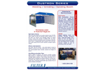 Dustron DB Series - Ultra-Efficiency Cartridge Dust Collector Booth - Brochure