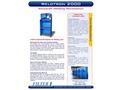 Weldtron - Model 2000 - Backdraft Welding Tables - Brochure