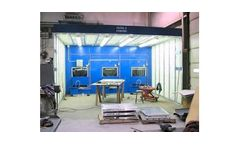 Hydrotron - Model HPB Series - Wet Type Environmental Control Booth