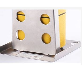 SAS - Stainless Steel Stand for Handheld Samplers