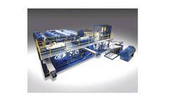 Model MkIII - Oily Waste Treatment Plant