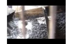 Belt press feeding Video