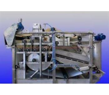 M-GB - Belt Filter Press