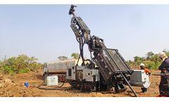Jackal - Model 4000 - Multipurpose Drilling Rig