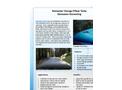 Rainwater Storage Pillow Tanks - Rainwater Harvesting - Brochure