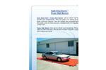 Foam Wall Berms Brochure