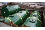 Double Walled Fuel/Petroleum/Chemical Storage Tanks