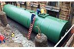 HighDRO - Underground Wastewater Storage Tanks