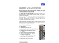 Aquacon - Model CH10 - Process Analyzers with Touchscreen Brochure