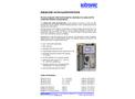 Aquacon - Model +m10 - Process Analyzers Brochure