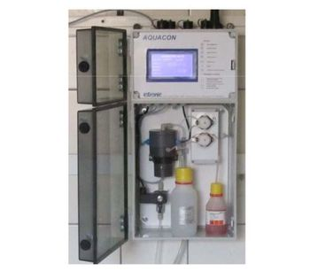 Aquacon - Model +m10 - Process Analyzers