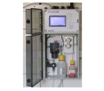 Aquacon - Model CH10 - Process Analyzers with Touchscreen