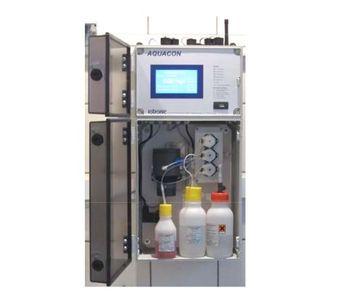Aquacon - Model CLO2 - Process Analyze