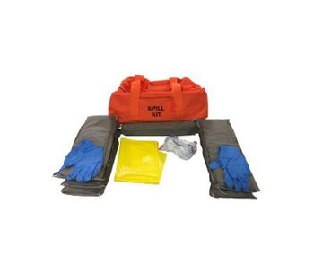 Cleanup Stuff - Duffle Bag Spill Kit Universal Absorbents