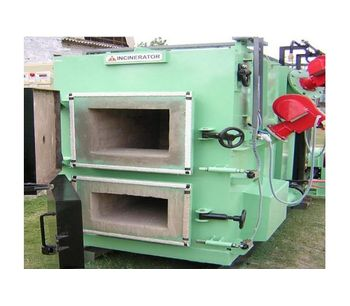 Alfa Therm - Portable/Skid Mounted Incinerator