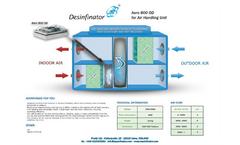 Aero 800 OD for Air Handling Unit Brochure