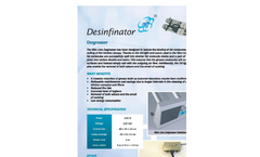 Degrease Module for Removal of Grease and Odours Brochure