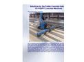 Pile Compacting Machine - Brochure