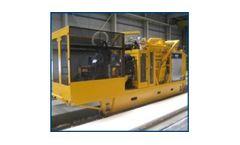 Semi Automatic Suction Machine