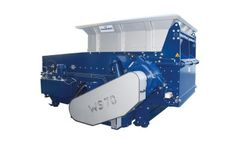 Wagner - Model WS70 - Single Shaft Shredder