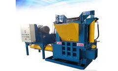 Sinobaler - Oil Filter Baler Machine