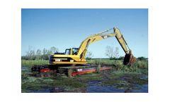 Wilco - Model 345 / 5800 - Heavy Duty Swamp Excavator