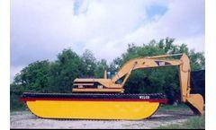 Wilco - Model 320 - Heavy Duty Swamp Excavator
