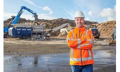 Rough Tools for Fine Particles: The Tuytel Group continues to count on Lindner`s Mobile Shredding Technology