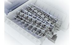 Lindner's Patented Twin-Shaft Cutting System Ensures Precision with Maximum Efficiency