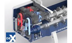 Lindner's DEX Drive for Twin-Shaft Shredders Wins the Global CemFuels Award for Innovation of the Year