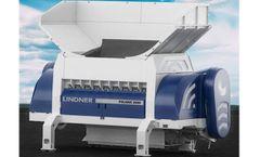 Lindner Polaris - Model 1800 / 2200 / 2800 - Stationary One-Step Shredding