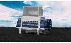 Lindner Komet - Model 1800 PK / 2200 PK / 2800 PK - Secondary Shredder System