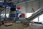Lindner Komet - Model 1800 / 2200 / 2800 - Stationary Secondary Shredding