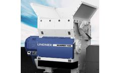 Lindner Micromat - Model 1500 | 2000 | 2500 HP - Stationary Universal Shredding Machine