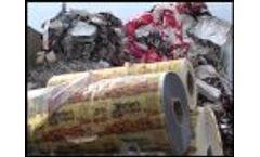 Lindner Recycling Tech Hanover - K Plastics Clips Video