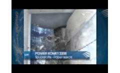 Power Komet 2200 Paper Rejects - Video