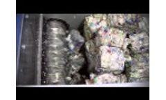Antares 1600: PET Bottles Video