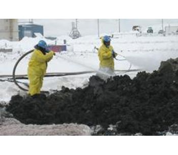 Solutions for the vapor suppression - Soil and Groundwater - Site Remediation