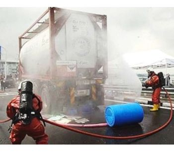 Solutions for the  emergency spill clean-up - Water and Wastewater - Oil Spills