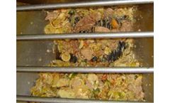 Shredding and crushing systems for food waste and handling of garbage