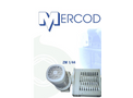 Mercodor - Model Type ZM 1/44 - Waste Shredder System - Brochure
