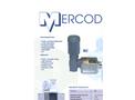 Mercodor - Model Type MZ - Waste Shredder System - Brochure