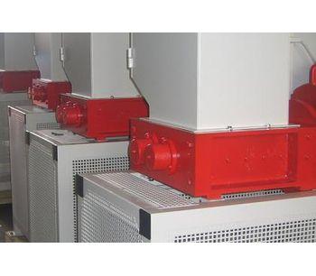 Mercodor - Model Type ZM 1 - Waste Shredder System