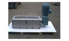 Mercodor - Model Type E-ZM 1/44 - Waste Shredder System