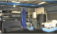CTech Europe - Model CPS - Custom Process System Water Treatment System