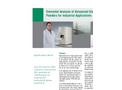 Elemental Analysis of Nanosized Glass Powder Brochure